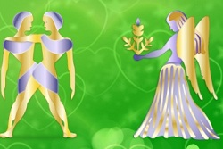 Virgo Woman with Cancer Man - Virgo Sign Personality and